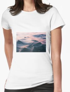 Ripples Womens Fitted T-Shirt