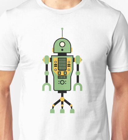 Tin Robot Unisex T-Shirt