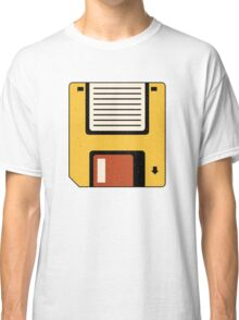 Floppy Disc Classic T-Shirt