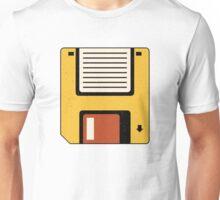 Floppy Disc Unisex T-Shirt