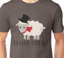 Sheep - Bah Humbug - Scrooge  Unisex T-Shirt