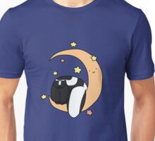 Moon Skunk Unisex T-Shirt