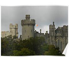 Arundel Castle, England Poster