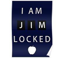 I am JIMLOCKED Poster