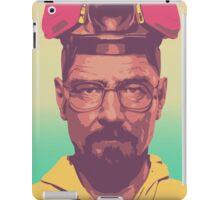 The Master Chemist - Walter White  iPad Case/Skin