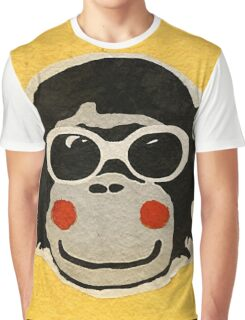 Funky Monkey Graphic T-Shirt
