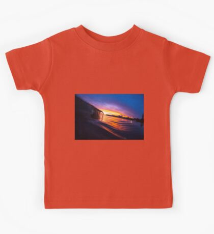 Sunset Wave II Kids Tee