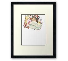 Tot&Poke Framed Print