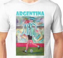 Argentina por Diego Manuel Unisex T-Shirt