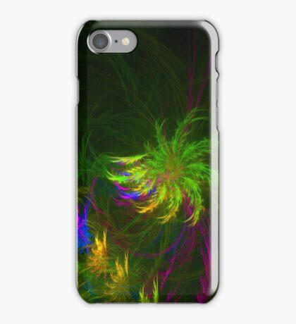 Jungle #fractal art 2 iPhone Case/Skin