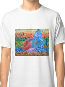 Swimming with the Parrot Fish Classic T-Shirt