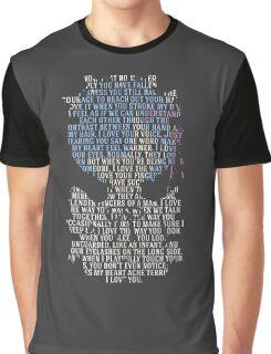 Rem's Confession Graphic T-Shirt