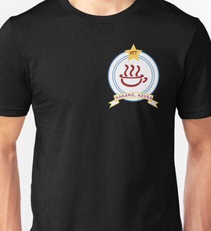 K-ON! - Hōkago Tea Time Name Badge (Azusa) Unisex T-Shirt