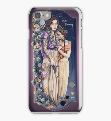 Dusk Blooming iPhone Case/Skin