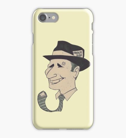 Brad Whitelock- Celebrant iPhone Case/Skin
