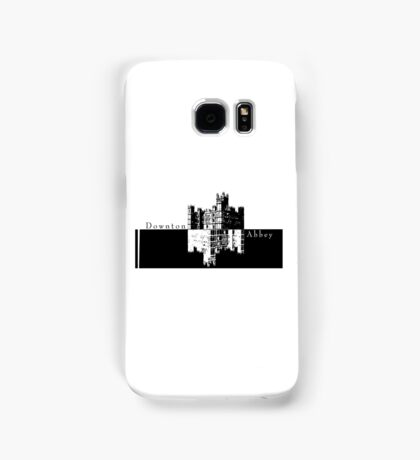 downton abbey Samsung Galaxy Case/Skin
