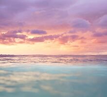 Pastel Sunset by loveandwater