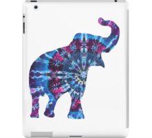 Tie Dye Elephant iPad Case/Skin