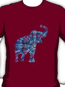Tie Dye Elephant T-Shirt
