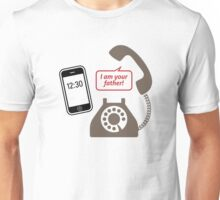Smartphone, I am your father! Unisex T-Shirt