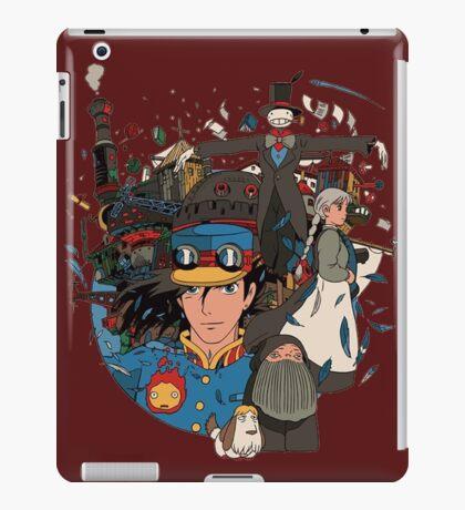 Castle! iPad Case/Skin