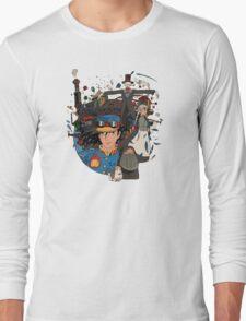 Castle! Long Sleeve T-Shirt