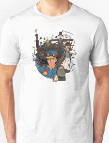 Castle! Unisex T-Shirt