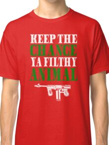 Keep The Change Ya Filthy Animal Classic T-Shirt