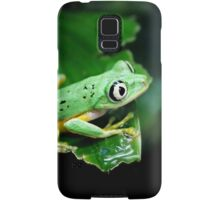 He had his eye on me...or was it a grasshopper? Samsung Galaxy Case/Skin
