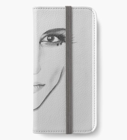 Minimalist iPhone Wallet/Case/Skin