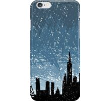 SF Scribble iPhone Case/Skin