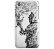 Sir Vilhelm iPhone Case/Skin