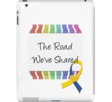 The Road We've Shared Logo iPad Case/Skin