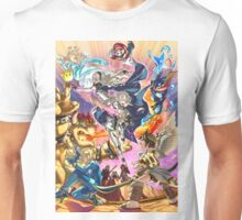 Smash 4 Corrin Reveal Illustration From Fire Emblem Fates Unisex T-Shirt