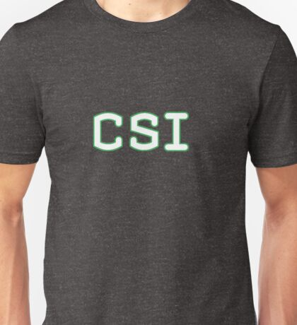 CSI Unisex T-Shirt