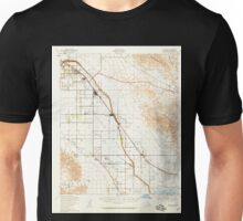 USGS TOPO Map California CA Coachella 297119 1941 62500 geo Unisex T-Shirt