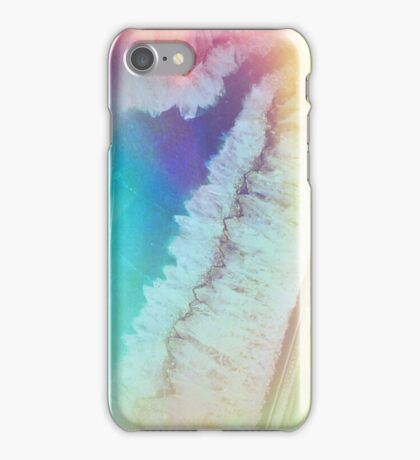 Rainbow mineral  iPhone Case/Skin