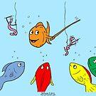 Fishing by Rich Diesslin