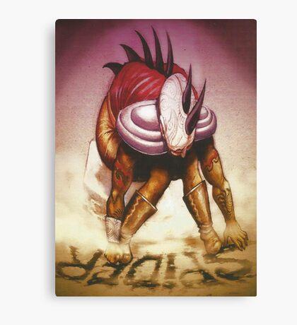 Spike ! Canvas Print