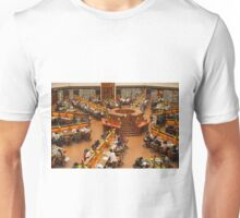 1130 Melbourne State Library Unisex T-Shirt