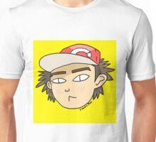 Trainer Red Unisex T-Shirt