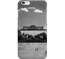 Great Parterre, Gardens of Schönbrunn, Vienna iPhone Case/Skin