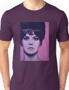 Natalie Wood Painting Unisex T-Shirt