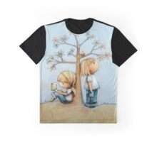 stop and smell the flowers Graphic T-Shirt