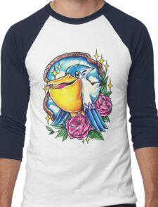 Pelipper Men's Baseball ¾ T-Shirt