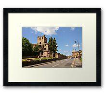 Jedburgh Abbey Framed Print