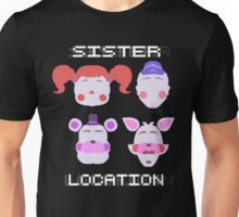 Sister Location Gang Unisex T-Shirt