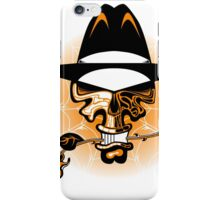 Skull and Rose iPhone Case/Skin
