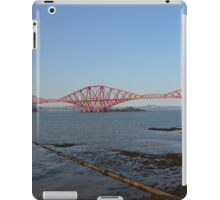The Forth Bridge from Queensferry iPad Case/Skin