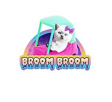 Broom Broom by Amy Grace